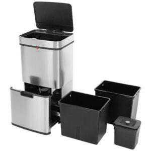 Hailo Øko Wario Affaldssorterings spand med Sensor