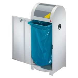 Hailo WSB Plus Kæmpe affaldsspand låsbar